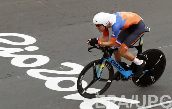 В Рио состоялись гонки с раздельным стартом