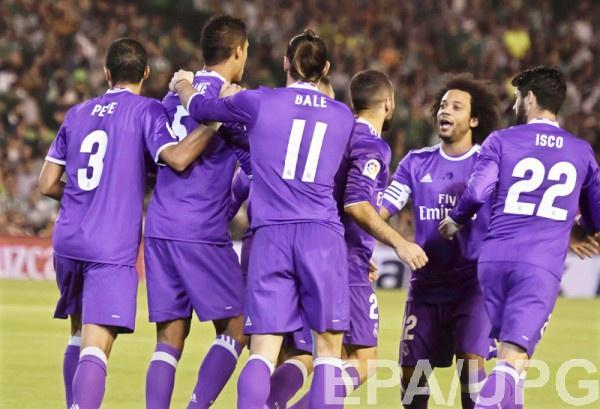 Прогноз на матч Реал Мадрид - Легия от букмекеров