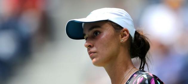 Калинина пробилась во второй раунд турнира в Хьюстоне
