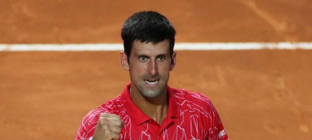 Джокович - пятикратный чемпион турнира в Риме