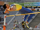 Прыжки в высоту в исполнении Евгения Никитина