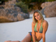 Одна - одинешенька / Фото Randall Grant / Sports Illustrated