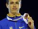 Станислав Мельников - бронзовый призер в беге с барьерами на 400м