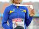 Наталья Добрынская - серебрянная призерка в семиборье