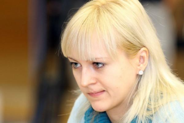 Анна Ушенина - чемпионка мира по шахматам