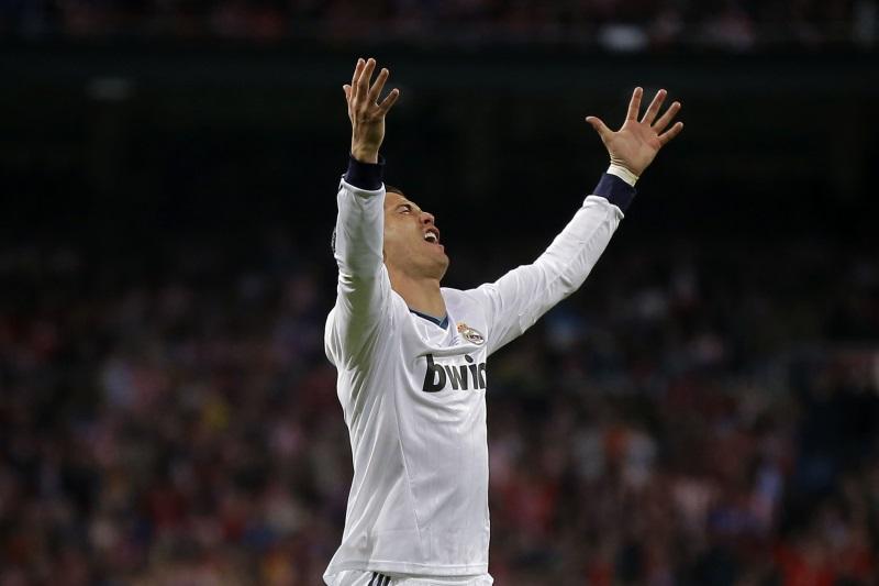 Роналдо признан лучшим игроком Европы по версии Marca