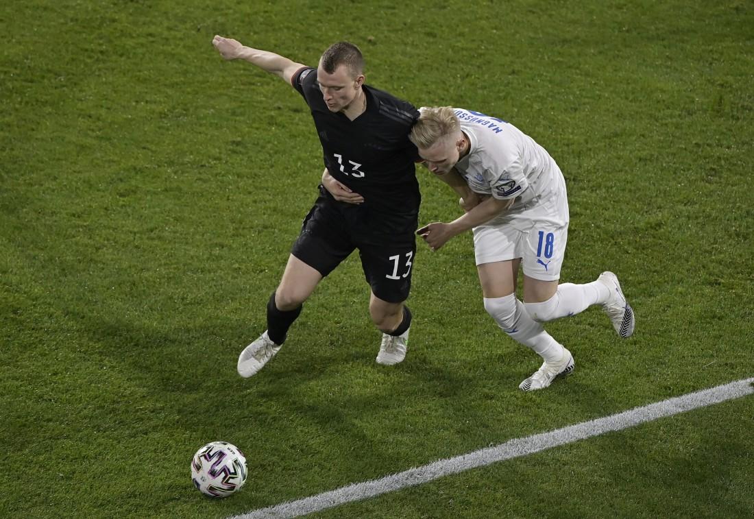 Германия - Исландия
