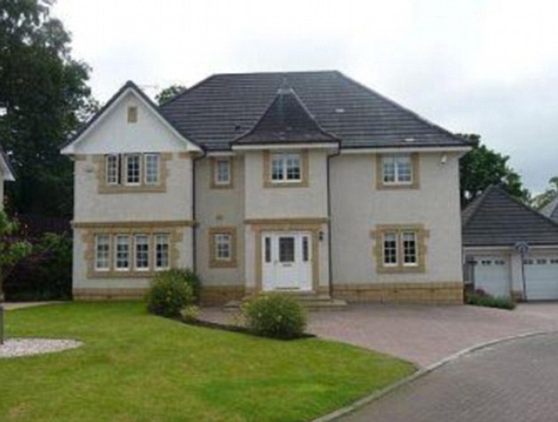 Мусса Дембеле сдает в аренду особняк в Шотландии
