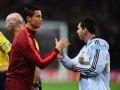 Месси: Я бы хотел, чтобы Роналду остался в Испании