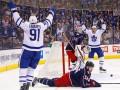НХЛ: Торонто без проблем справилось с Коламбусом, Флорида уступила Монреалю