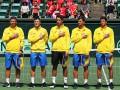 Украина не сможет рассчитывать на трех лидеров на Кубке Дэвиса