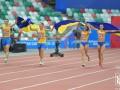 Украина выиграла пять медалей в легкой атлетике на Европейских играх