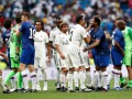 Реал - Челси 5:4 видео голов и обзор матча легенд