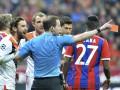 Кучер получил самую быструю красную карточку в истории Лиги чемпионов
