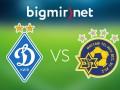 Динамо Киев - Маккаби 1:0 трансляция матча Лиги чемпионов