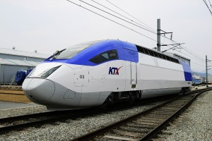 Скоростные поезда южнокорейской фирмы Hyundai Rotem назовут Украинскими экспрессами