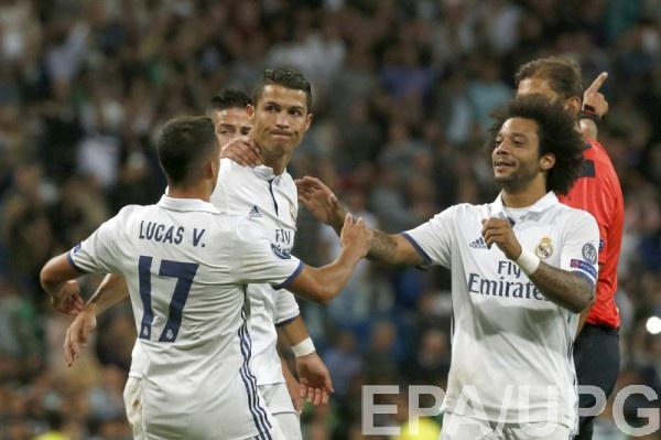 Реал едва не проиграл Спортингу в родных стенах