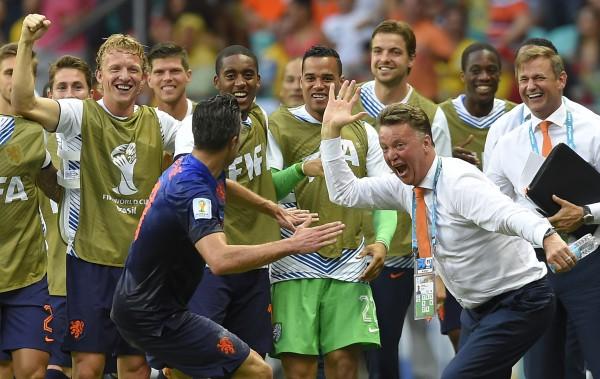 Голландці розгромили іспанців з рахунком 1:5