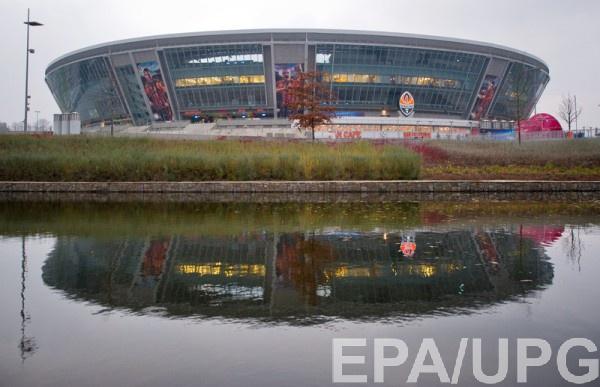 Донбасс Арена образца 2013 года