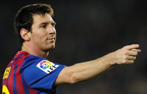 Лучший футболист мира