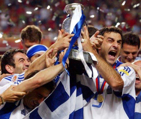 Грекам доводилось выигрывать Евро