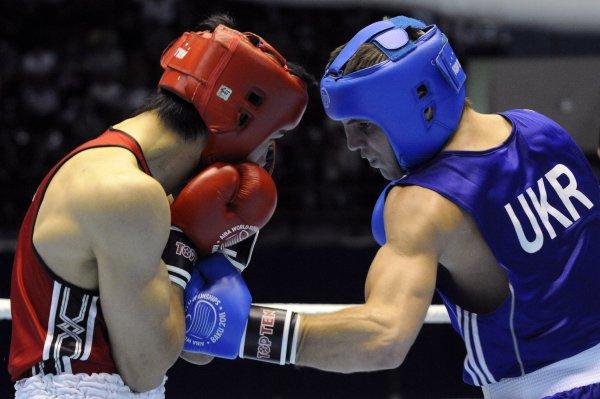 Украинцы завоевали четыре золотых и одну серебряную медаль