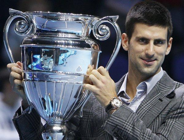 Джокович возглавил мировой рейтинг теннисистов