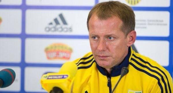 Рахаев причины поражения от Динамо видит в ошибках своих игроков