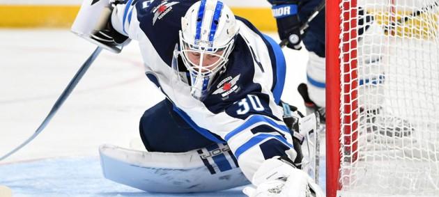 НХЛ: Коламбус с трудом обыграл Виннипег, Детройт уступил Миннесоте