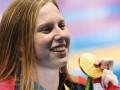 Американская пловчиха объяснила, почему не поздравила россиянку Ефимову