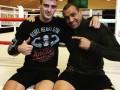 Украинский боксер Захожий одержал третью победу за три месяца на профи-ринге