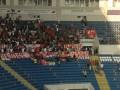 Болельщики Црвены Звезды устроили потасовку с милицией в Одессе