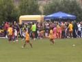 Фанаты Галатасарая избили игроков Фенербахче прямо на поле