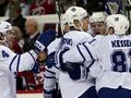 NHL: Старания Поникаровского не спасли Торонто