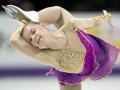 Украинская фигуристка перед Олимпиадой победила на международном турнире