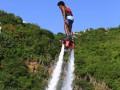 Игрок Челси взлетел над водой и удачно приземлился