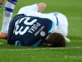 Огонь по своим: Как вратарь Динамо едва не травмировал защитника