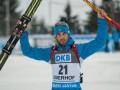 Российского биатлониста дисквалифицировали после его победы на Кубке IBU