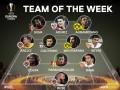 UEFA не включил игроков Шахтера в команду недели Лиги Европы