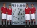 Игроки МЮ почтили память погибших в авиакатастрофе в Мюнхене