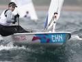 Парусный спорт: Китаянка Сюй Лицзя выиграла золото Олимпиады-2012 в классе Laser Radial