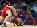 Украинская борчиха Татьяна Лазарева проиграла схватку за бронзу Олимпиады-2012