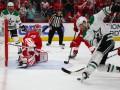 НХЛ: Детройт обыграл Даллас, Тампа-Бэй уступила Каролине