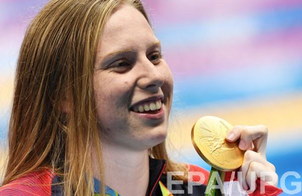 Юлия Ефимова прокомментировала поведение пловчих изсоедененных штатов, которые отказались пожать ейруку