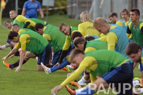 Прогноз на матч Германия - Украина от букмекеров