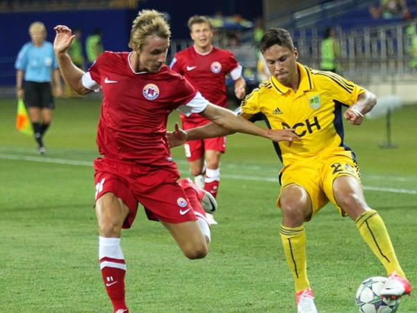 Богдан Бутко (Ильичевец) – 18 матчей, забил 1 гол. В матчах с его участием команда пропустила 17 голов
