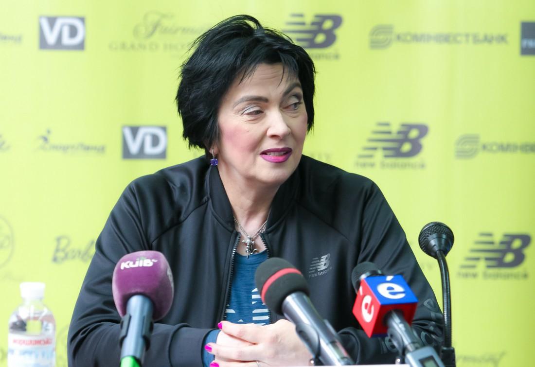 В Киеве состоятся соревнования Кубок Дерюгиной