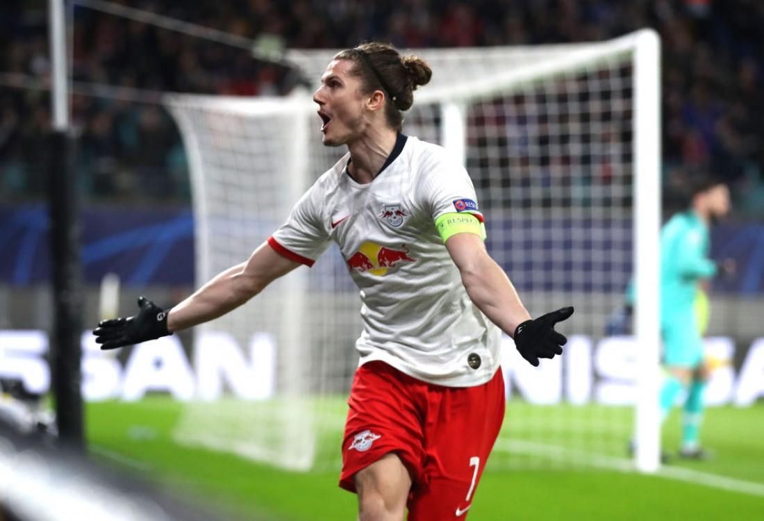 Лейпциг выбил Тоттенхэм из Лиги чемпионов