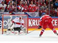 Чехия - Швейцария 5:4 Видео шайб и обзор матча чемпионата мира