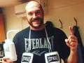 Тайсон Фьюри назвал дату своего возвращения на ринг